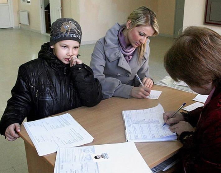Как оформить временную регистрацию ребенку