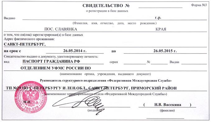 Временная и постоянная прописка в России для граждан РФ в 2020 году: где и как сделать регистрацию