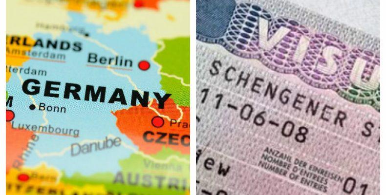Как оформить визу по приглашению в Германию