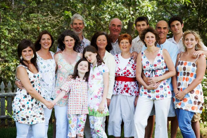 воссоединение семьи Италия