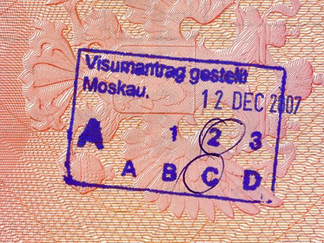 Отказ в визе шенген
