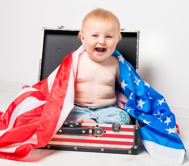 Если ребенок родился в другой стране